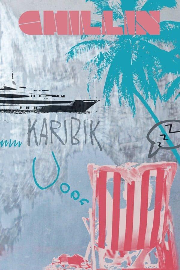 Karibik Kunstdruck Hearteliershop.com