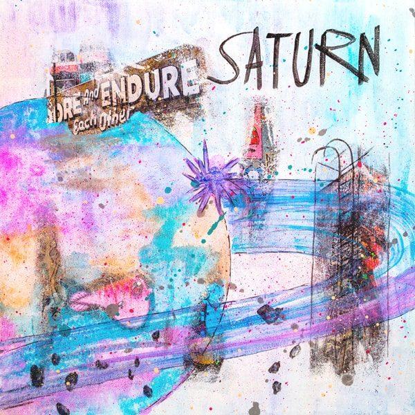 Saturn Kunstdruck Hearteliershop.com