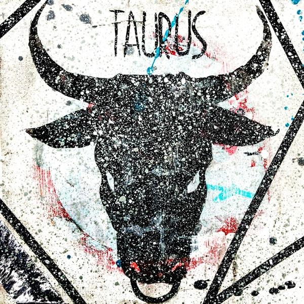 Taurus Kunstdruck Hearteliershop.com