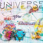 Universe Kunstdruck Hearteliershop.com