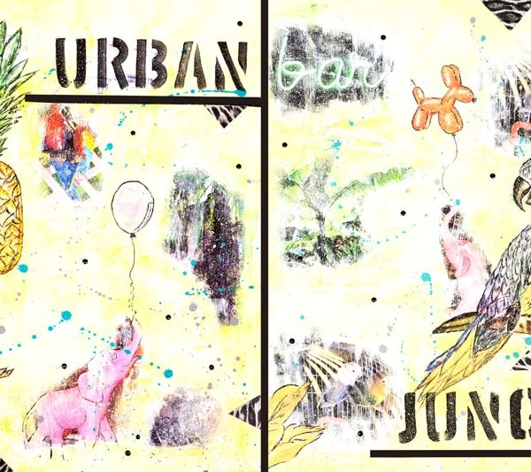 Urban Jungle Kunstdruck Hearteliershop.com