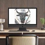 Online Kurs Malen lernen Taurus