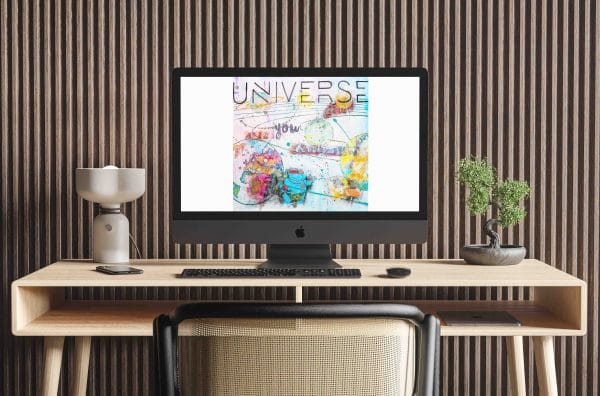 Online Kurs Malen lernen Universe