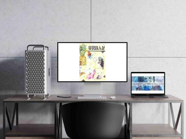 Online Kurs Malen lernen Urban