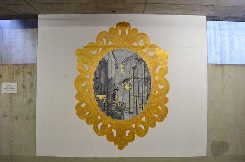 Wandmalerei - Ich folge dem Impuls Hearteliershop